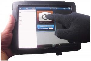 Smartphone Handschuhe Werbeartikel