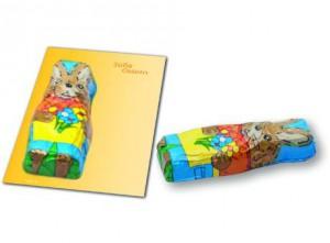 Osterkarte-Mailingartikel Werbemittel